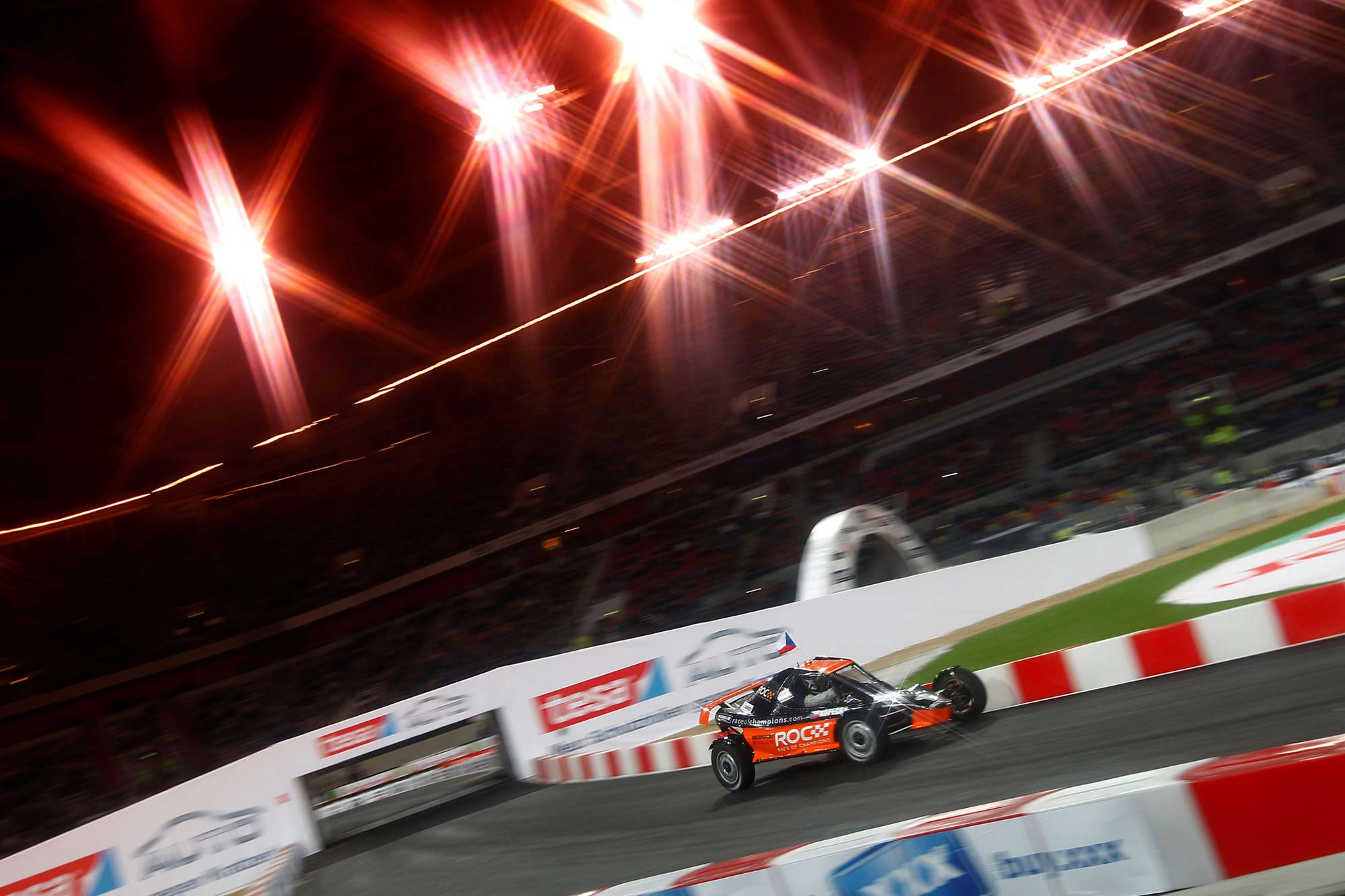 Joel Eriksson to take on stars of international motorsport in Race Of Champions
