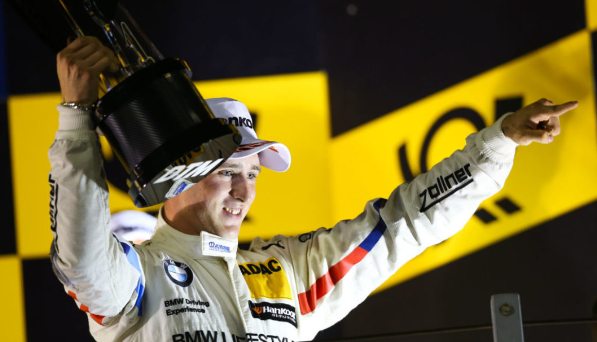 Joel Eriksson becomes second-youngest DTM race winner