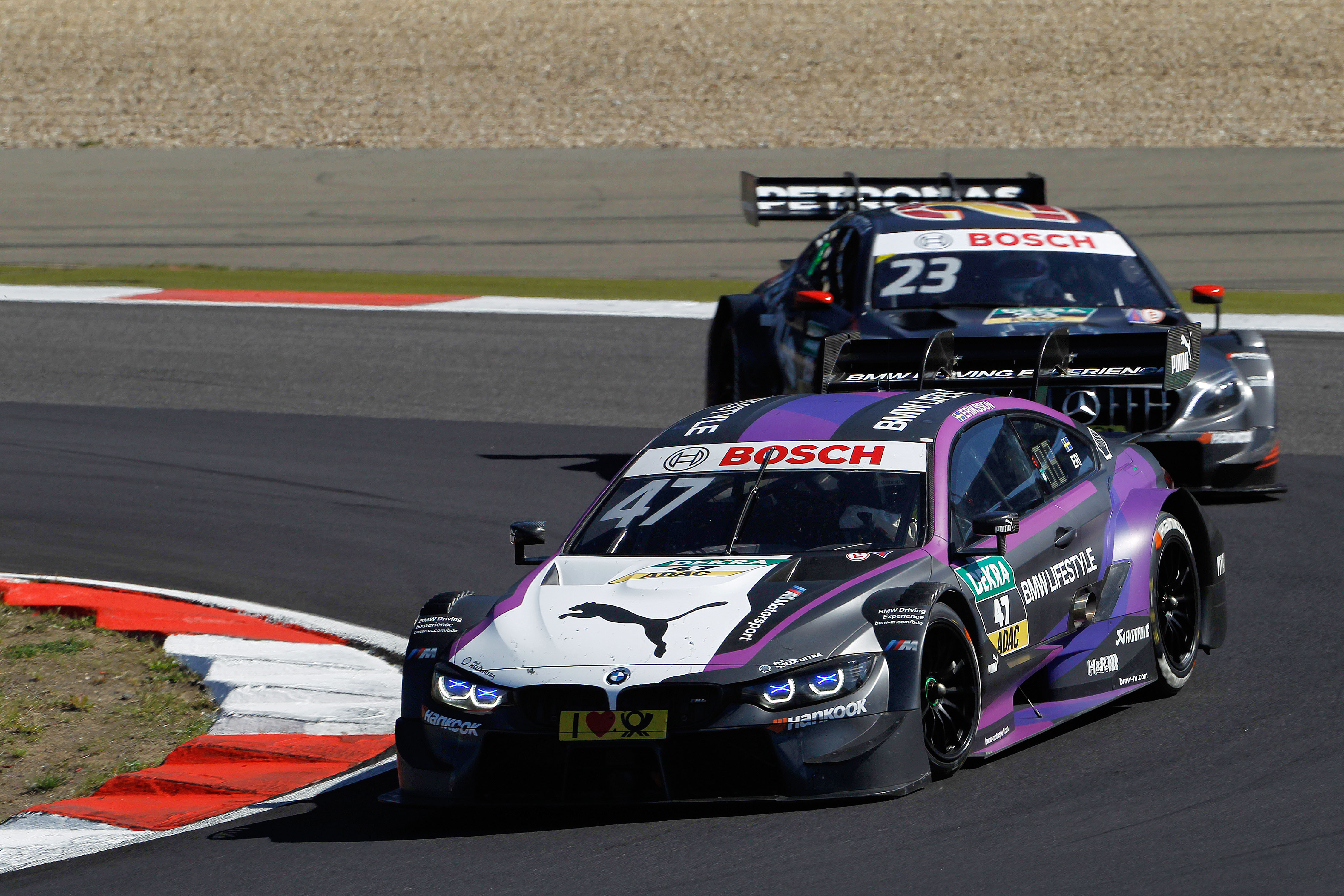 Joel Eriksson follows up maiden win with strong Nürburgring performance