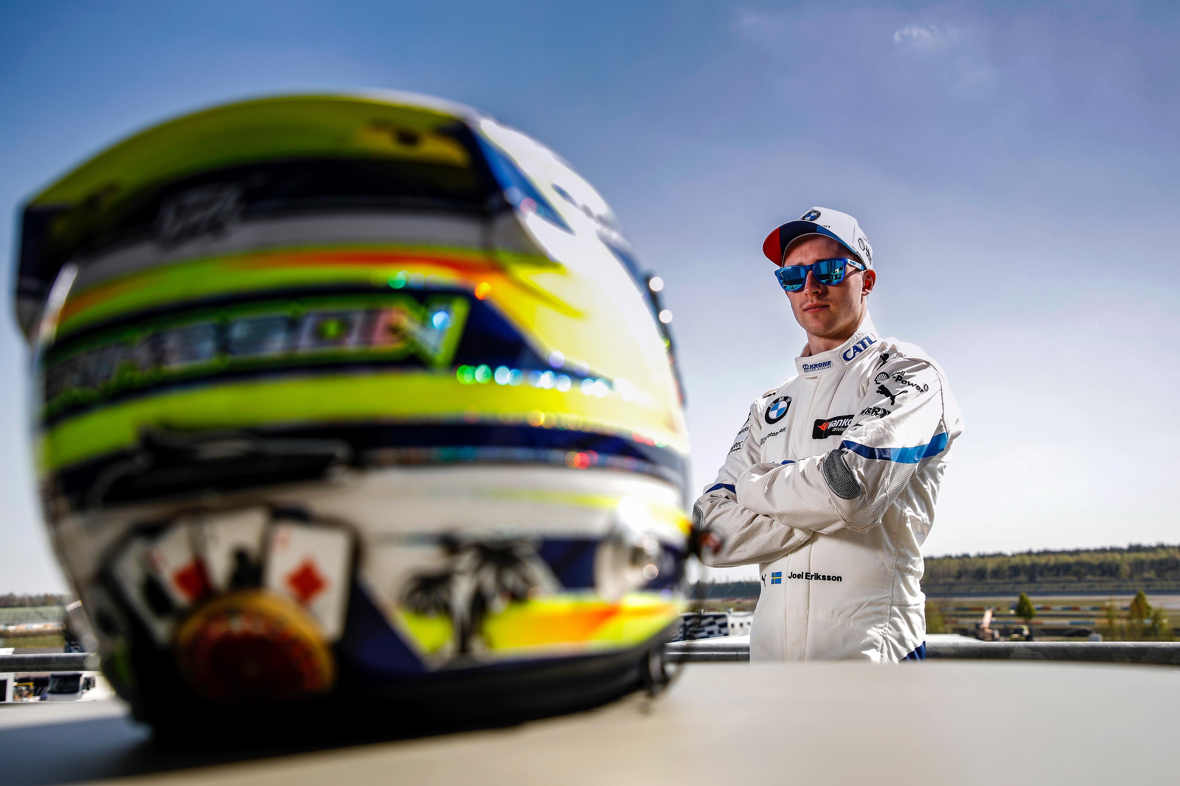 Joel Eriksson charged up for dawn of new DTM turbo era